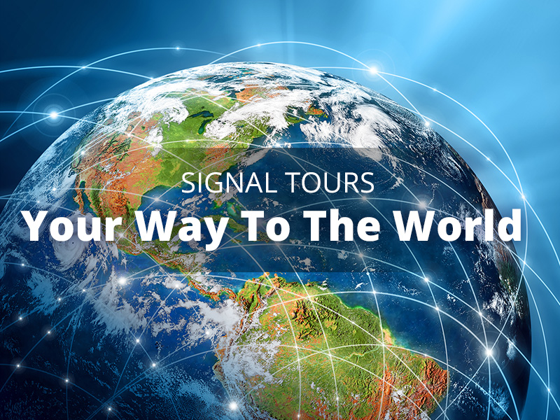Signal Tours | Global services